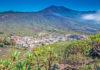 Vista panorámica de Santiago del Teide