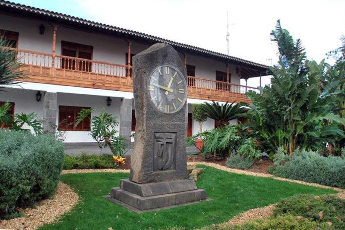 Fachada Ayuntamiento de Tacoronte