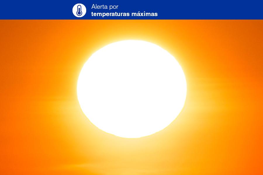 Declara la situación de Alerta por Temperaturas Máximas en Gran Canaria y Fuerteventura