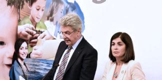 Carolina Darias San Sebastián, Consejera de Economía, Conocimiento y Empleo del Gobierno de Canarias