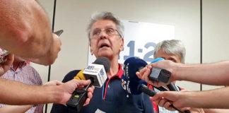 Comparecencia del consejero Julio Pérez a las 22.30 h.