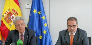 Julio Pérez, Consejero de Administraciones Públicas, Justicia y Seguridad del Gobierno de Canarias