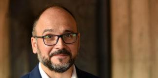 José Antonio Valbuena, Consejero de Transición Ecológica