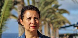 La portavoz del PSOE Ventura del Carmen Rodríguez Herrera