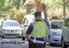 Control de tráfico por parte de la Policía Local