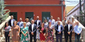 Josefa Mesa y la nueva Corporación