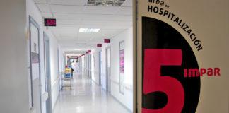 Planta de Hospitalización del HUC