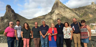 Tres concejales se reunieron con los representantes vecinales