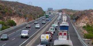 Autopista Tenerife Sur (TF1)