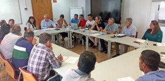 Mesa de trabajo Cabildo y ayuntamientos