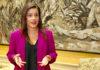 Yaiza Castilla, consejera de Turismo, Industria y Comercio del Gobierno de Canarias