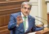 Román Rodríguez, vicepresidente y consejero de Hacienda, Presupuestos y Asuntos Europeos./ Cedida