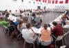 Un momento de la reunión del Consejo de Solidaridad de Gran Canaria