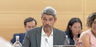 Alberto Bernabé, consejero CC-PNC. Cedida. NOTICIAS 8 ISLAS
