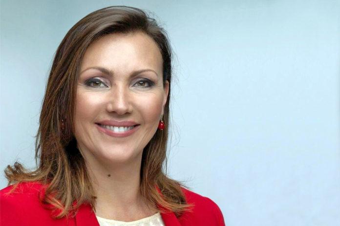 Diana Mora Izquierda, nueva consejera del grupo nacionalista Coalición Canaria-PNC en el Cabildo de Tenerife./ Cedida