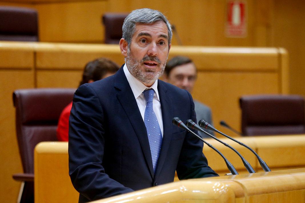 Fernando Clavijo, senador por Coalición Canaria. Cedida. NOTICIAS 8 ISLAS.