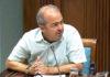 Francisco Déniz, portavoz parlamentario de Sí Podemos Canarias