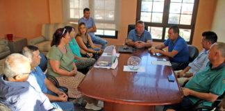 Grupo de Gobierno con la incorporación del PSOE