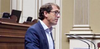 El portavoz adjunto del Grupo Parlamentario Socialista Iñaki Lavandera