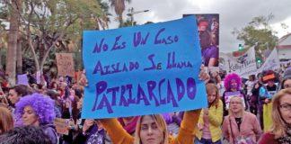 Un momento de la manifestación del pasado 8 de mayo