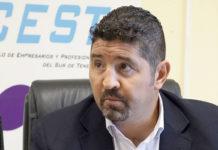 Roberto Ucelay. presidente del CEST./ Manuel Expósito.