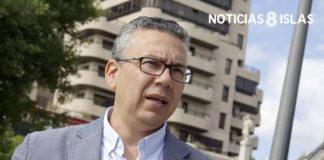 El concejal de CC-PNC en el Consistorio Dámaso Arteaga
