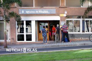 Oficina de empleo de la Avenida Islas Canarias