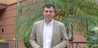 Manuel Domínguez, dirigente insular y diputado del PP en el Parlamento de Canarias