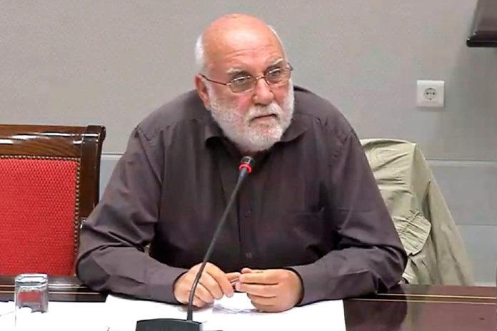 Manuel Marrero, portavoz parlamentario de Sí Podemos Canarias