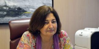 María José Guerra, consejera de Educación, Universidades, Cultura y Deportes del Gobierno de Canarias./ Cedida