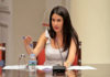Melodie Mendoza, diputada de Agrupación Socialista Gomera (ASG) en el Parlamento de Canarias