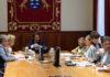 Reunión de la Mesa Parlamento