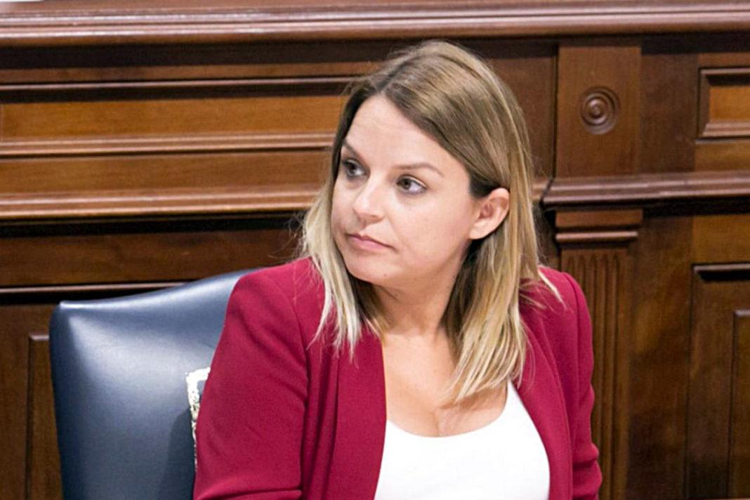 Noemí Santana, consejera de Derechos Sociales, Igualdad, Diversidad y Juventud del Gobierno de Canarias. Cedida. NOTICIAS 8 ISLAS.