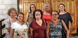 Trabajadoras de Rolons en huelga. Cedida. NOTICIAS 8 ISLAS