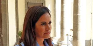 Vidina Espino, diputada de Cs y portavoz adjunta del Grupo Mixto