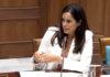 Vidina Espino, diputada autonómica de Ciudadanos (Cs) y portavoz adjunta del grupo Mixto
