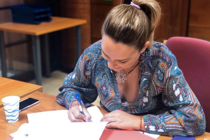 Noemí Santana, consejera de Derechos Sociales, Igualdad, Diversidad y Juventud. Cedida. NOTICIAS 8 ISLAS.