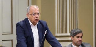 Casimiro Curbelo, portavoz del Grupo Parlamentario Agrupación Socialista Gomera (ASG). Cedida. NOTICIAS 8 ISLAS.