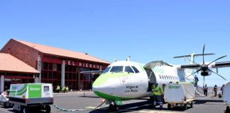 Aeropuerto de El Hierro. Cedida. NOTICIAS 8 ISLAS