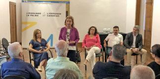 Ana Oramas candidata de CC-PNC-NC al Congreso de los Diputados por la provincia de Santa Cruz de Tenerife. Cedida. NOTICIAS 8 ISLAS