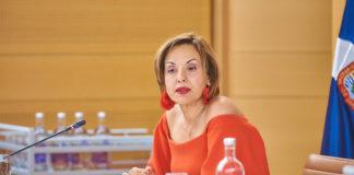 La consejera de Presidencia, Hacienda y Modernización, Berta Pérez. Cedida. NOTICIAS 8 ISLAS