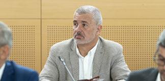 El consejero del grupo nacionalista Coalición Canaria-PNC del Cabildo de Tenerife, Antolín Bueno. Cedida. NOTICIAS 8 ISLAS.