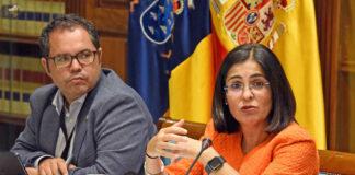 La consejera de Economía, Conocimiento y Empleo del Gobierno de Canarias, Carolina Darias. Cedida. NOTICIAS 8 ISLAS