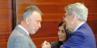 Reunión del Consejo de Gobierno. Cedida. NOTICIAS 8 ISLAS