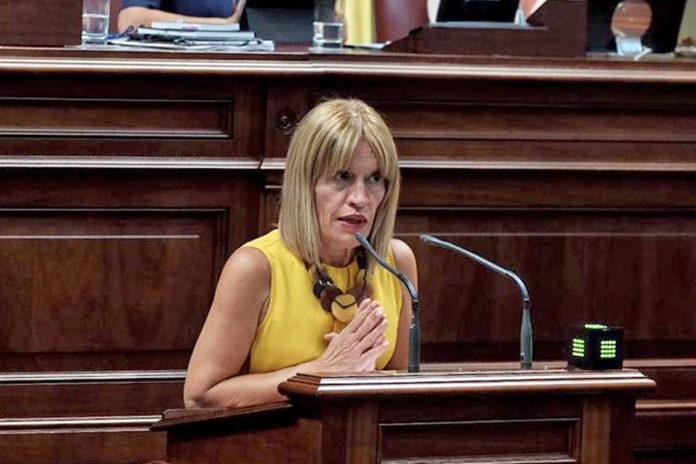 Esther González, portavoz parlamentaria en asuntos económicos./ Cedida. NOTICIAS 8 ISLAS