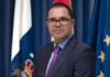 El viceconsejero de Empleo del Gobierno de Canarias Gustavo Santana. Cedida. NOTICIAS 8 ISLAS