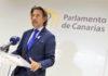 Gustavo Matos, presidente del Parlamento de Canarias. Cedida. NOTICIAS 8 ISLAS