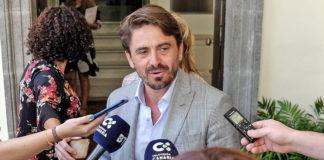 EJorge Marichal, presidente de la Asociación Hotelera y Extrahotelera de Tenerife, La Palma, La Gomera y El Hierro, Ashotel. Cedida. NOTICIAS 8 ISLAS.