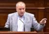 Luis Campos, portavoz parlamentario de Nueva Canarias (NC). Cedida. NOTICIAS 8 ISLAS