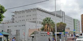 Fachada del Hospital Universitario Nuestra Señora de Candelaria. Manuel Expósito. NOTICIAS 8 ISLAS